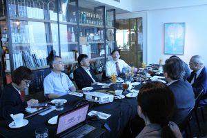 108年度衛生福利部補 (捐 )助計畫-「 精準 醫療產業科技人才培訓 」 第 二 次培訓課程委員會 會議
